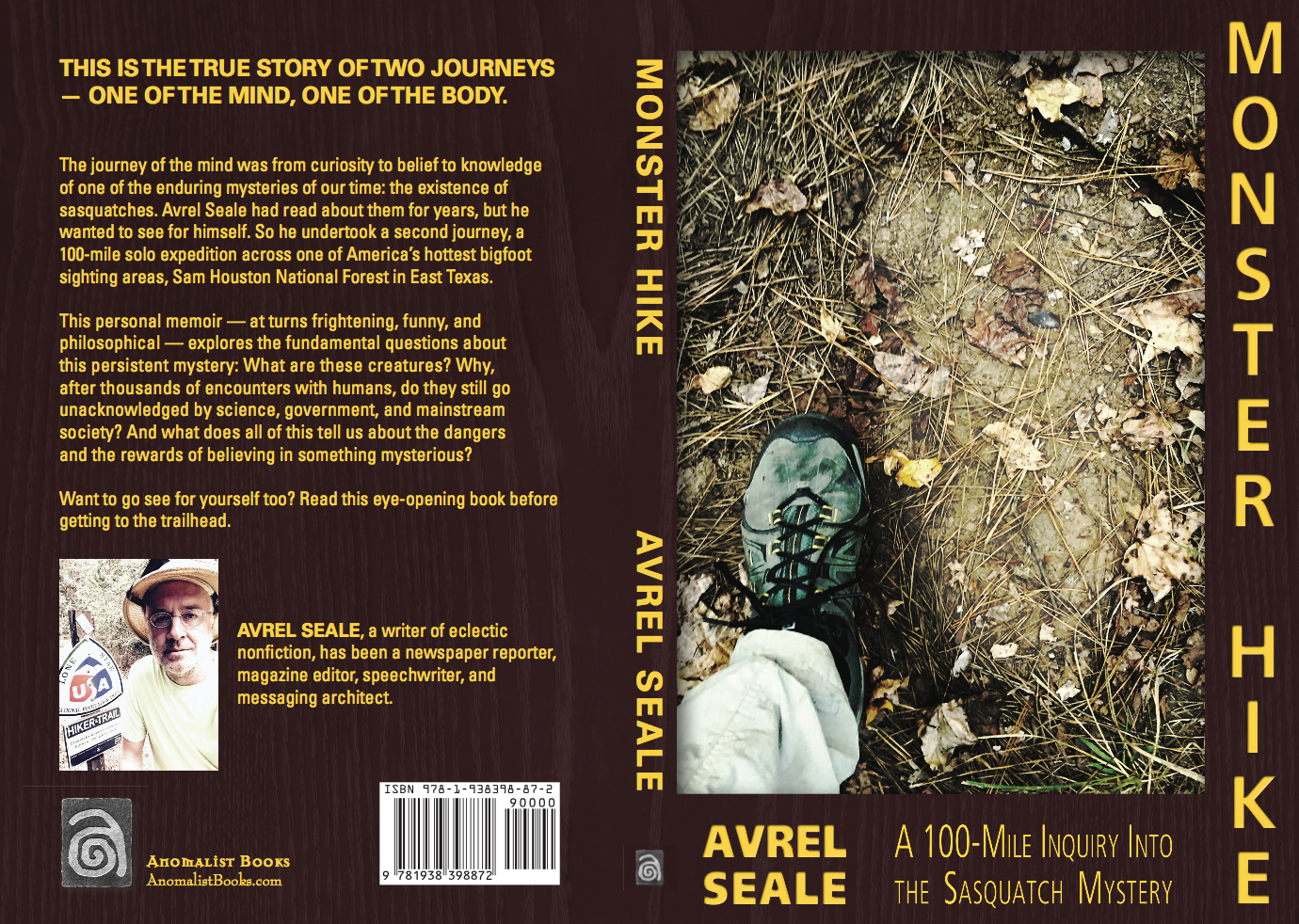 Anomalist books simply phenomenal monster hike order the print book from solutioingenieria Choice Image
